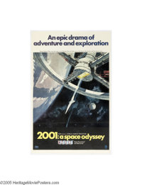 2001: A Space Odyssey (MGM, 1968)