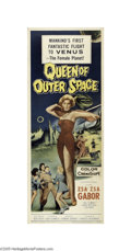 Movie Posters:Science Fiction, Queen of Outer Space (Allied Artists, 1958)...