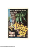 Movie Posters:Thriller, The Leopard Man (RKO, 1943)....