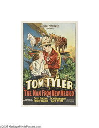 The Man from New Mexico (Astor, R-1937)