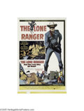 Movie Posters:Western, The Lone Ranger and the Lost City of Gold (United Artists, 1958)...