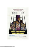 Movie Posters:Western, Hang 'Em High (United Artists, 1968)...
