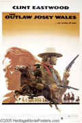 Movie Posters:Western, The Outlaw Josey Wales (Warner Brothers, 1976)...