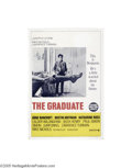 Movie Posters:Comedy, The Graduate (United Artists, 1967)...
