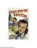 Movie Posters:Crime, A Date with the Falcon (RKO, 1941)...