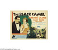 Movie Posters:Mystery, The Black Camel (Fox, 1931)....