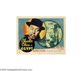 Movie Posters:Mystery, Charlie Chan in Egypt (Fox, 1935).... (2 items)