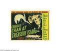 Movie Posters:Mystery, Charlie Chan at Treasure Island (20th Century Fox, 1939)...