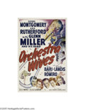 Movie Posters:Musical, Orchestra Wives (20th Century Fox, 1942)...