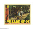 Movie Posters:Musical, The Wizard of Oz (MGM, 1939)...