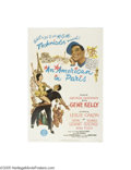 Movie Posters:Academy Award Winner, An American In Paris (MGM, 1951)...