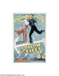 Movie Posters:Musical, Follow the Fleet (RKO, 1936)...