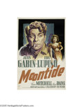 Movie Posters:Drama, Moontide (20th Century Fox, 1942)...