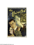 Movie Posters:Horror, The Uninvited (Paramount, 1944)...