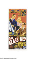 Movie Posters:Film Noir, The Glass Key (Paramount, 1942)...