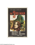 Movie Posters:Film Noir, The Third Man (British Lion Film, R-1956)...
