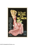Movie Posters:Drama, Hotel for Women (20th Century Fox, 1939)...