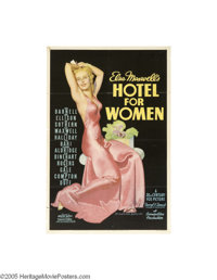 Hotel for Women (20th Century Fox, 1939)