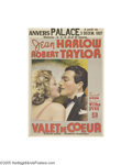 Movie Posters:Romance, Personal Property (MGM, 1937)...