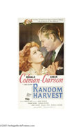 Movie Posters:Romance, Random Harvest (MGM, 1942)...