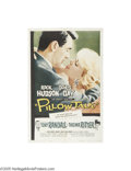 Movie Posters:Comedy, Pillow Talk (Universal, 1959)...