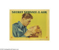 Movie Posters:Adventure, Secret Service of the Air (Warner Brothers, 1938)... (2 items)