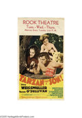 Movie Posters:Adventure, Tarzan Finds a Son (MGM, 1939)...