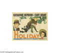 Movie Posters:Comedy, Holiday (Columbia, 1938).... (2 items)
