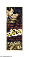 Movie Posters:Comedy, My Favorite Wife (RKO, 1940)...