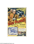 Movie Posters:Science Fiction, The Lost Planet (Columbia, 1953)....