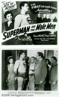 Movie Posters:Action, Superman and the Mole Men (Lippert, 1951)... (10 items)