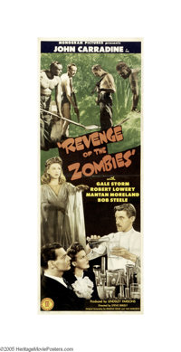 Revenge of the Zombies (Monogram, 1943)