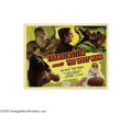 Movie Posters:Horror, Frankenstein Meets the Wolfman (Realart, R-1949)....