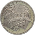 German New Guinea, German New Guinea: German Colony. Wilhelm II 5 Mark 1894-A AU Details (Cleaned) PCGS,...