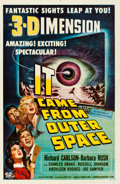 Movie Posters:Science Fiction, It Came from Outer Space (Universal International, 1953). ...