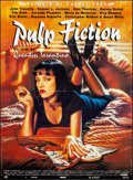 """Movie Posters:Crime, Pulp Fiction (Miramax, 1994) Folded, Very Fine. French Grande (45.5"""" X 62""""). Crime...."""
