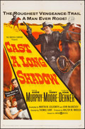 """Movie Posters:Western, Cast a Long Shadow & Other Lot (United Artists, 1959) Folded, Fine/Very Fine. One Sheets (2) (27"""" X 41""""). Western.. ... (Total: 2 Items)"""