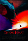 """Movie Posters:Fantasy, Dragonheart (Universal, 1996) Rolled, Fine/Very Fine. One Sheet(27"""" X 40"""") & Posters (2) (30"""" X 40"""") DS. Fantasy.. ... (Total:3 Items)"""