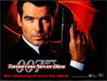 "Movie Posters:James Bond, Tomorrow Never Dies (United Artists, 1997) Rolled, Very Fine-. British Quad (30"" X 40"") DS. James Bond.. ..."
