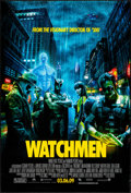 """Movie Posters:Action, Watchmen (Warner Brothers, 2009) Rolled, Very Fine. One Sheet (27"""" X 40"""") DS Advance. Action.. ..."""