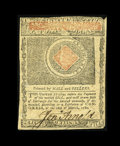 Colonial Notes:Rhode Island, Rhode Island July 2, 1780 $7 New. The bottom corners show a small amount of handling....