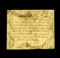 Colonial Notes:Massachusetts, Massachusetts October 16, 1778 8d Very Fine....