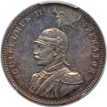 German East Africa:German Colony, German East Africa: German Colony. Wilhelm II Proof Rupie 1890 PR64 PCGS,...