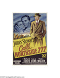 Movie Posters:Film Noir, Call Northside 777 (20th Century Fox, 1948)...