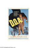 Movie Posters:Film Noir, D.O.A. (United Artists, 1950)...