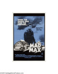 Movie Posters:Science Fiction, Mad Max (Roadshow Film Distributors, 1979)...