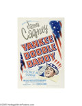 Movie Posters:Musical, Yankee Doodle Dandy (Warner Brothers, 1942)...