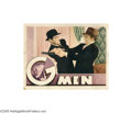 Movie Posters:Crime, G-Men (Warner Brothers-First National, 1935)...