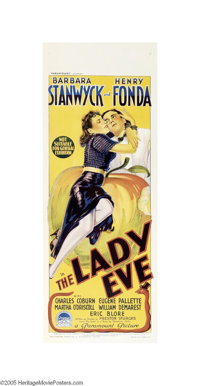 The Lady Eve (Paramount, 1941)
