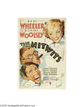 Movie Posters:Comedy, Nitwits (RKO, 1935)...